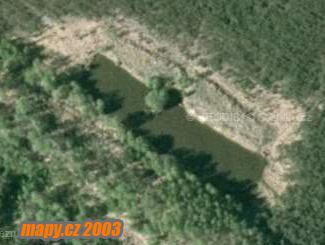Mapový podklad z roku 2003