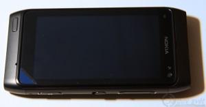N8 - Přední část
