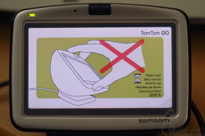Instalace map na TomTom GO510