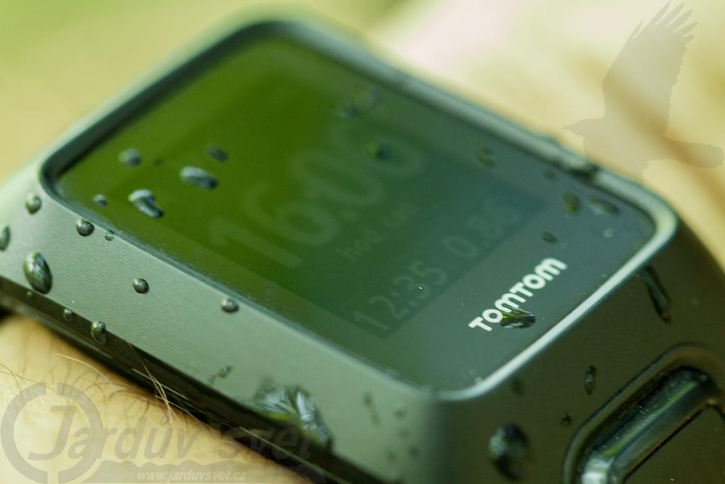 GPS hodinky TomTom Adventurer