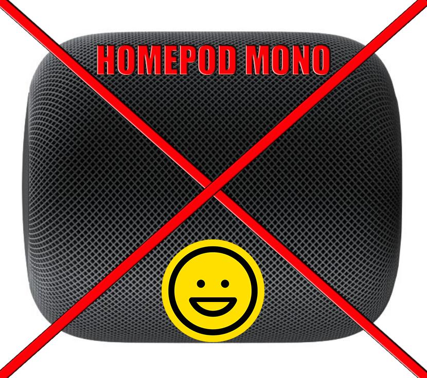 Mono reproduktor Apple Homepod